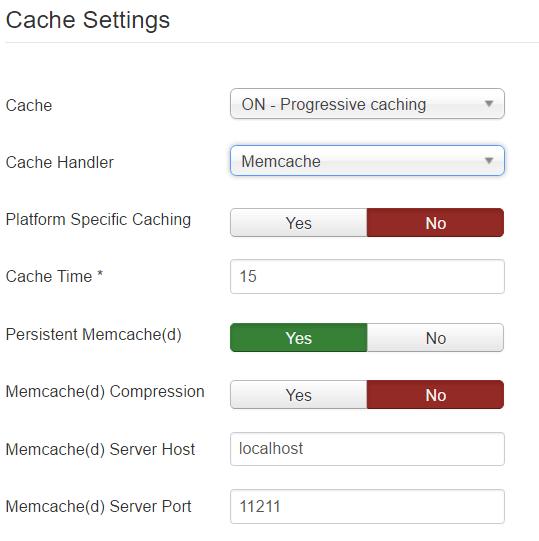 joomla:cache-settings-memcache.png