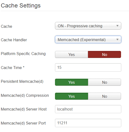 joomla:cache-settings-memcached.png